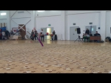 Прохорова Таисия - мяч (Алексин)