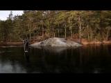 Завораживающее катание по замерзшим водоемам