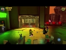 Qewbite LEGO Dimensions Прохождение - АТАКА НА ГОТЭМ 4