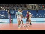 Волейбол  ЧР 2017-2018 Зенит-Казань (Казань) – Локомотив (Новосибирск) 23.09.2017