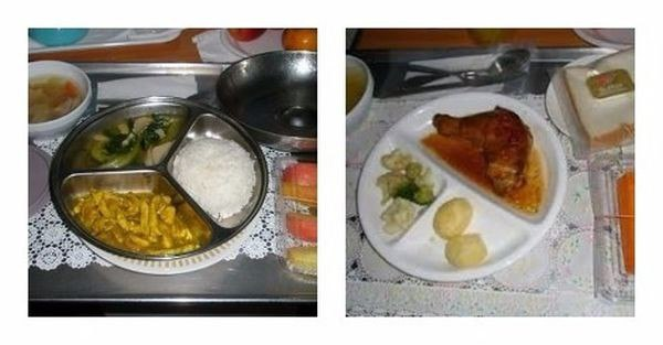 Больничная еда в странах мира