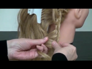 Две прически с плетением. Two Braided hairstyles for long hair tutorial