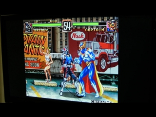 Neo Geo Voltage Fighter GOWCAIZER (pandora box 4)