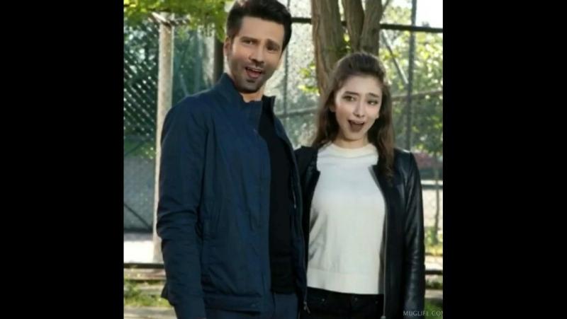 Эмир и Нихан