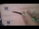 Ніж тактичний   cerambit green dragon    складний зручний якісний   є кліпса для кріплення на Рюкзак чи кишеню   добре заточе