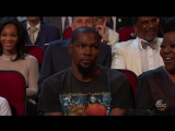 Kevin Durant was not feeling this Peyton Manning joke AT ALL