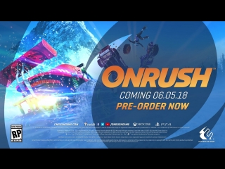 ONRUSH ¦ The Stampede is Coming [US]