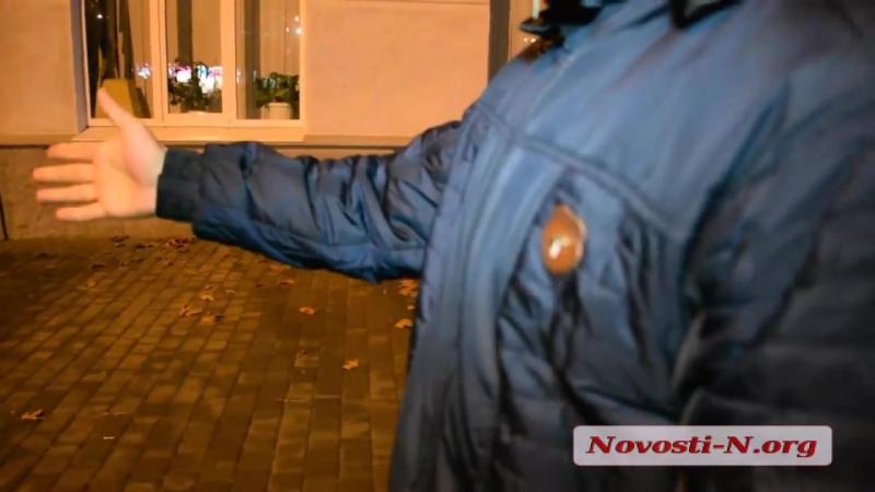 Николаев 16 декабря 2017 Провалился в яму и разбился насмерть сержант морской пехоты Новости N
