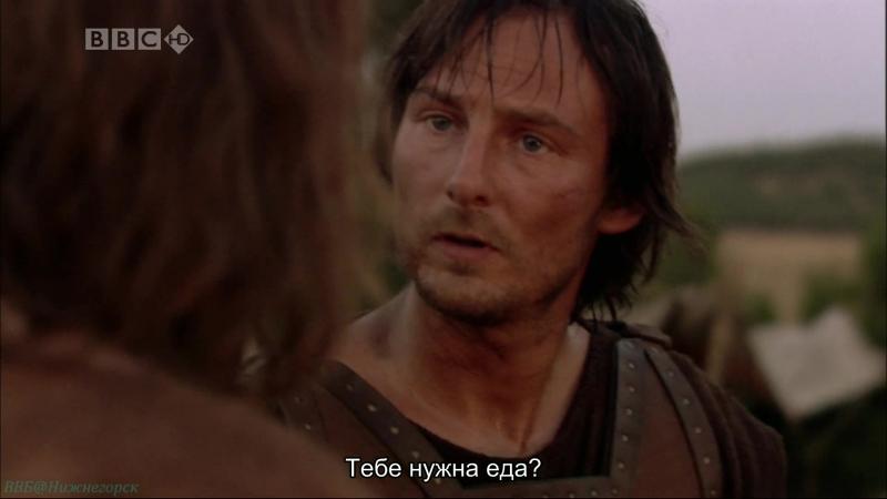 BBC Великие воины Спартак Худ документальный история 2007