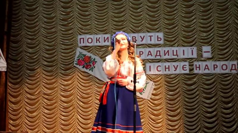 Пісня Горіла сосна палала у виконанні Тетяни Богомаз