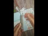 Видео обзор открытки
