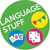 Language stuff | English, cards, games, decor