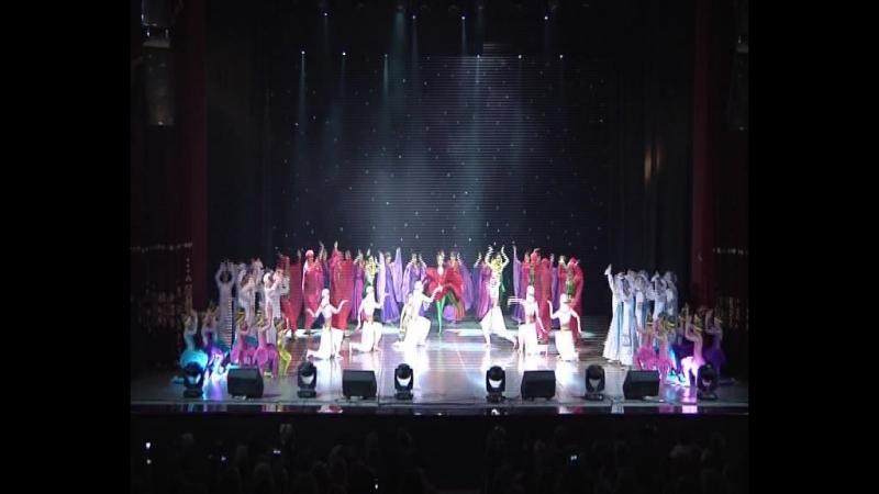 Ирис шоу концерт 1-я часть