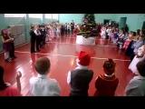 25-12-2017   унас  ёлка в  бсш-2 1-2 классы   часть-1