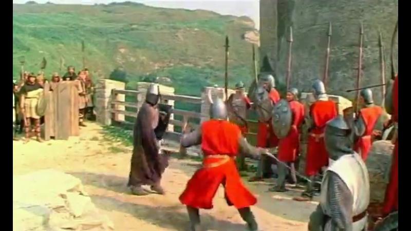 Баллада о доблестном рыцаре Айвенго-король Ричард Львиное Сердце против барона Реджинальда Фрон де Бёфа
