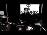 The Quemists - stompbox drumcover by Anthem feat. Friends 2017, best drum n bass ever.