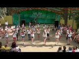 Лето - 2017г. 3 смена. Танцевальный марафон «Ярмарка талантов»