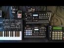 Enigmatik Dub - OpSession (Elektron Analog Four ; Analog Rytm ; Arturia Minibru