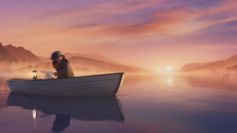 История Джоя: Джой и Цапля A Joy Story: Joy and Heron 2018