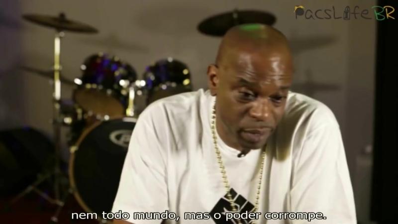 Mopreme Shakur - Há muita mentira em torno da morte de 2Pac (Legendado)
