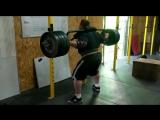 Влад Алхазов (Израиль), присед safety bar - 355 кг на 5 раз 💪