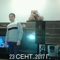 Анкета Valijon Rahimov