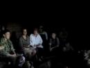 экологический лагерь от Фонда -Дерсу Узала-, НП -Паанаярви-, песенные посиделки в вигваме
