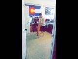 Танцы с котом