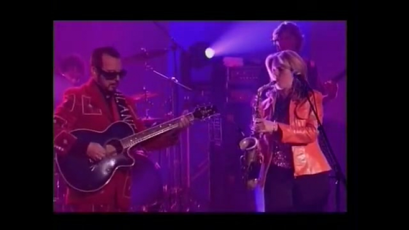 Candy Dulfer Dave Stewart - Lily Was Here (Live)
