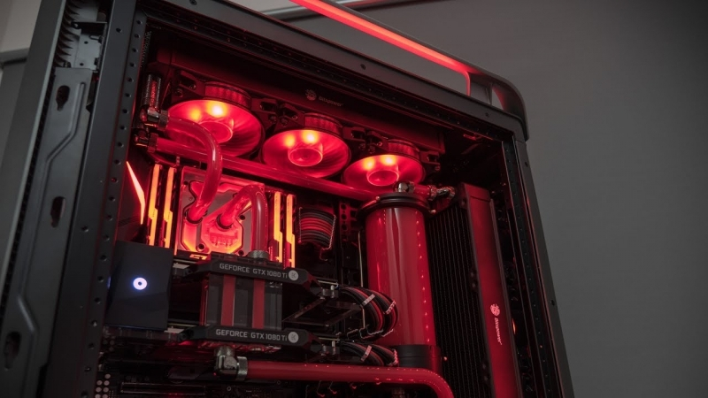 [TechMaxTV] Timelapse Build ROG PC Porn