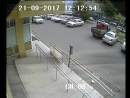 Такси Максим сбежал после аварии2