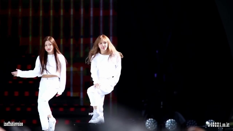 150912 Red Velvet - No.1 (BoA Cover) Wendy Focus @ DMC Festival Fancam