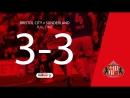 Championship 2017/18. Бристоль Сити 3:3 Сандерленд