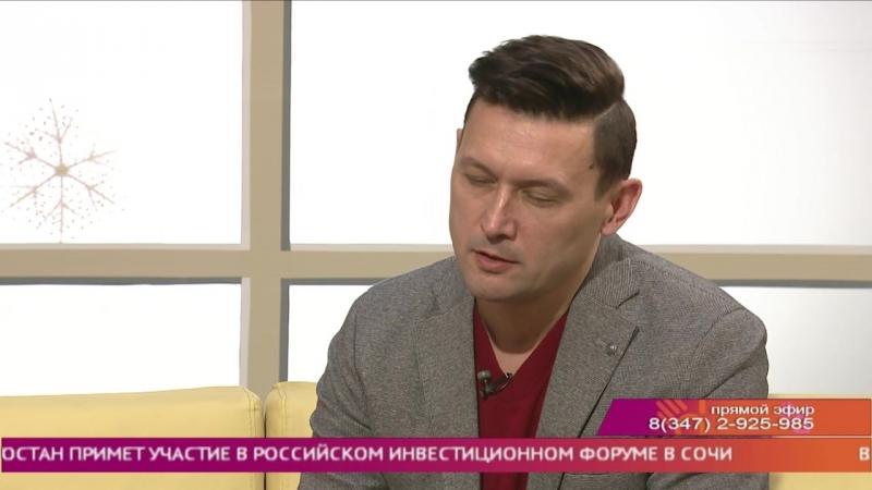 Салям от 14.02.2018. В гостях - Анвар Нургалиев .