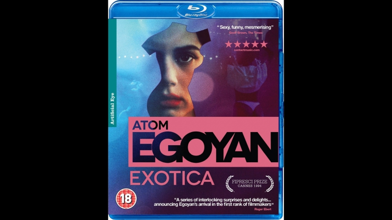 a review of the 1994 film exotica by atom egoyan Atom egoyan's 1994 film is reissued on dvd by exotica review exotica is one of egoyan's major films the dvd exotica is released by artificial eye on dvd.