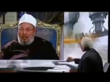 القرضاوي يقول  إيران دولة إسلامية وسوف أقف معها إن تعرضت إلى حرب  ومن حق إيران تمتلك سلاح نووي . وين اللي يقول الإخوان ضد الفر