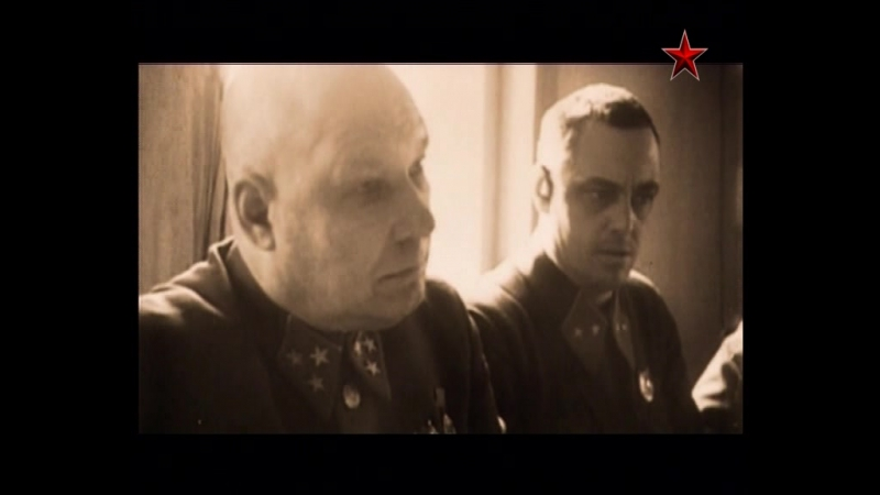 Сталинградская Битва Охота На Паулюса 4 серия