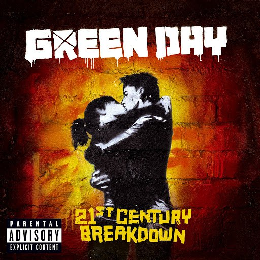 Green Day альбом 21st Century Breakdown