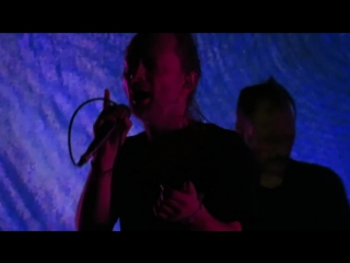 Thom Yorke - Im A Very  Rude Person ( new song ) - Live @ The Fonda Theater 12-12-17 in HD