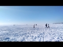 Гулял вчера по Финскому заливу Красота