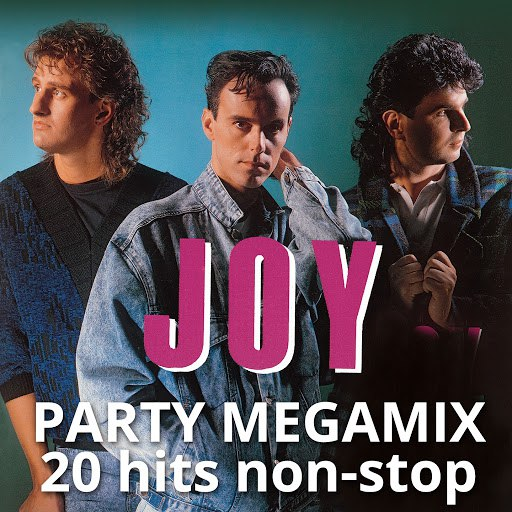 Joy альбом PARTY MEGAMIX (Dance Version) [20 Hits Non-Stop]