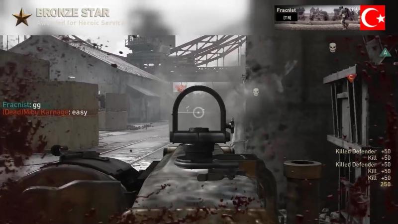 MG42 fury kill