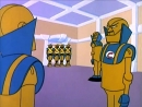 Birdman and the Galaxy Trio - S01E01 - X the Eliminator - Revolt of the Robots - Morto the Maurader (1967)