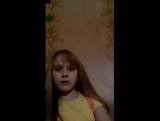 Настя Ланцова - Live