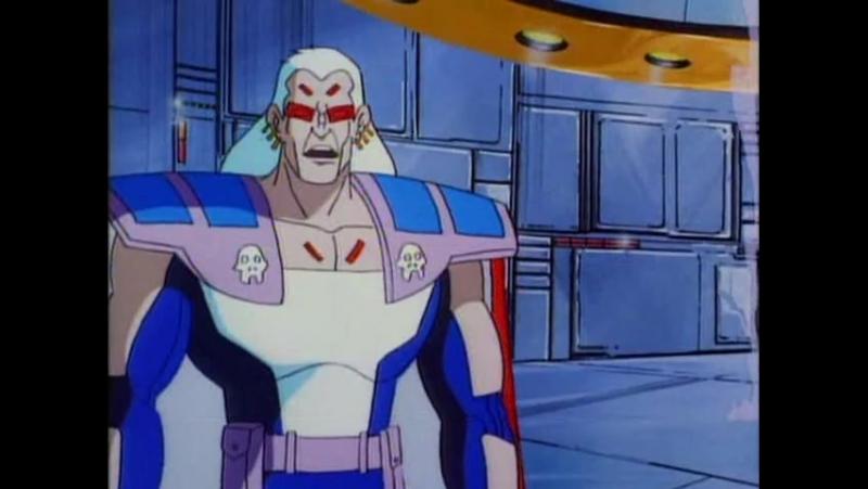 Железный человек 1.5 Потрошитель с тефлоновым покрытием / The Grim Reaper Wears a Teflon Coat Iron Man 1994