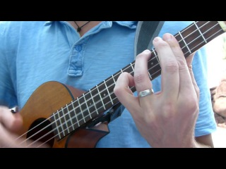 Toxicity - System of a Down ukulele tutorial