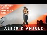 Bach-G Minor Kizomba Remix  Albir Rojas &amp Anjuli Kizomba Fusion Dance @ CSSF Festival 2017