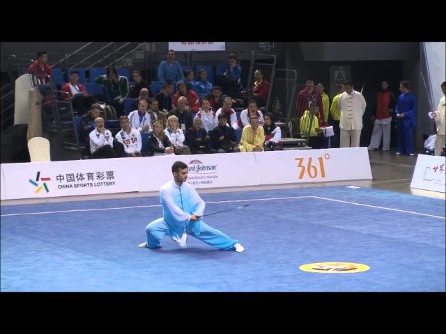 Чемпионат мира по Тайцзицуань 2014 года