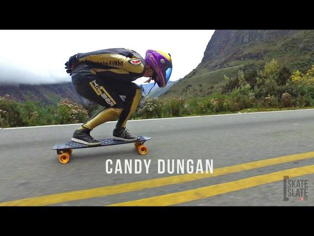 Candy Dungan Yaku Raymi Raw Run - Skate[Slate].TV