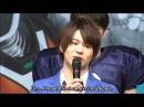 Kamen Rider Fourze Premire Meeting Part 1